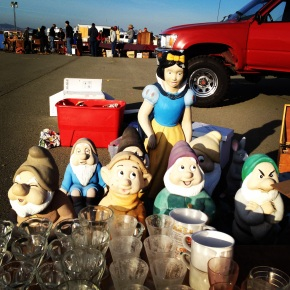 Alameda Point Antiques Faire- Seriously, you should go.