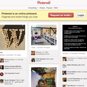 Five sites that will make you leave Pinterest.