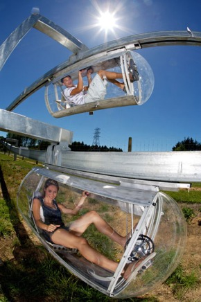 5 Human-Powered Transportation Devices (think way beyond bikes, skateboards, and rollerblades).