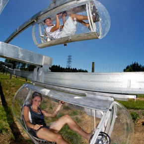 5 Human-Powered Transportation Devices (think way beyond bikes, skateboards, androllerblades).