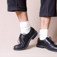 The Male Appearance: Socks - Do They Have Rules?
